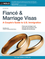 Fiancé and Marriage Visas