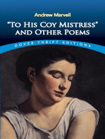 """To His Coy Mistress"" and Other Poems"