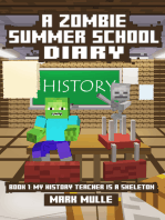 A Zombie Summer School Diary, Book 1