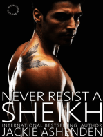 Never Resist a Shiekh