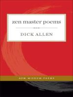 Zen Master Poems