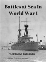 Battles at Sea in World War I - Falkland Islands