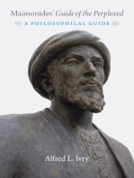 """Maimonides' """"Guide of the Perplexed"""""""