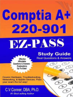 Comptia A+ 220-901 Q & A Study Guide: Comptia 21 Day 900 Series, #2