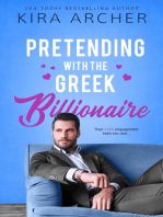 Pretending with the Greek Billionaire