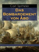 Das Bombardement von Åbo