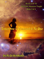 Tomorrow Is Promised To No One