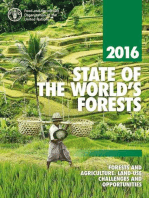 State of the World's Forests 2016 (SOFO)