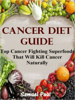 Cancer Diet Guide
