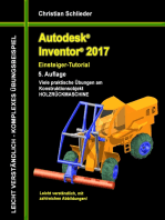 Autodesk Inventor 2017 - Einsteiger-Tutorial Holzrückmaschine