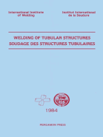 Welding of Tubular Structures