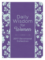 Daily Wisdom for Women 2017 Devotional Collection
