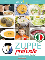 MIXtipp: Zuppe preferite (italiano): Cucinare con il Bimby TM5 und TM31