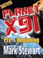 Planet X91 Pre-Beginning