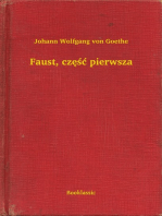 Faust, część pierwsza