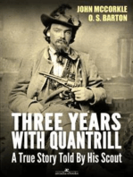 Three Years with Quantrill