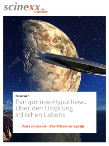 Panspermie-Hypothese: Über den Ursprung irdischen Lebens