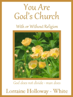 You Are God's Church