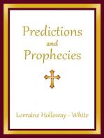 Predictions and Prophecies