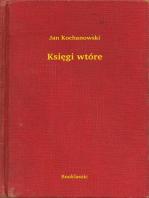 Księgi wtóre