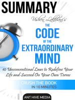 Vishen Lakhiani's The Code of the Extraordinary Mind