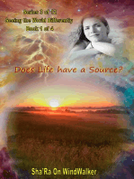 Does Life Have A Source