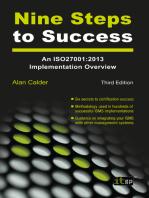 Nine Steps to Success