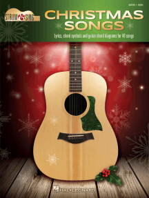 Christmas Songs - Strum & Sing Guitar