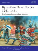Byzantine Naval Forces 1261–1461