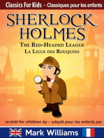 Sherlock Holmes re-told for children / adapté pour les enfants