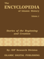 Stories of the Beginning and Creation (The Encyclopedia of Islamic History - Vol. 1)