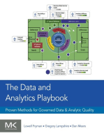 The Data and Analytics Playbook