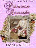 Princess Rewards Princesses Of Chadwick Castle Mystery & Adventure Series, Book 8