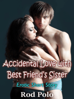 Accidental Love With Best Friend's Sister