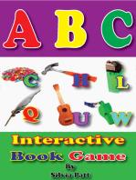 ABC Interactive Book Game
