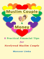 Muslim Couple and Money: 8 Practical Financial Tips for Newlywed Muslim Couple