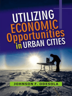 Utilizing Economic Opportunities In Urban Cities