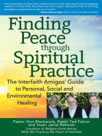 Finding Peace through Spiritual Practice