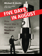 Five Days in August