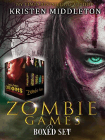 Zombie Games Boxed Set