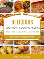 Delicious Southern Cooking Recipes