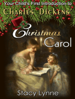 Your Child's First Introduction to Charles Dickens' Christmas Carol