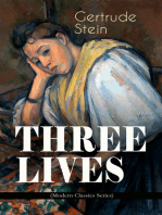 THREE LIVES (Modern Classics Series)
