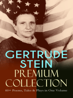 GERTRUDE STEIN Premium Collection