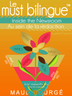 Le must bilingue™ - Au sein de la rédaction