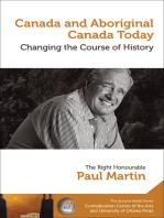 Canada and Aboriginal Canada Today - Le Canada et le Canada autochtone aujourd'hui