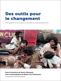 Des outils pour le changement: Une approche critique en études du développement