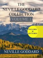 The Neville Goddard Collection Volume 1