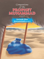 Companions of the Prophet Muhammad(s.a.w.) Fatimah Bint Muhammad(s.a.w.)