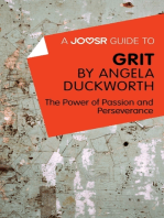 A Joosr Guide to... Grit by Angela Duckworth